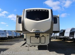 New 2017  Keystone Montana 3730FL by Keystone from Lakeshore RV Center in Muskegon, MI