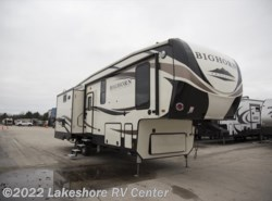 New 2017  Heartland RV Bighorn Traveler 31RL by Heartland RV from Lakeshore RV Center in Muskegon, MI