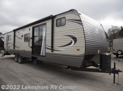 New 2017  Keystone Hideout 38BHDS by Keystone from Lakeshore RV Center in Muskegon, MI