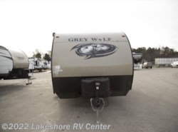 New 2017  Forest River Grey Wolf 27DBS by Forest River from Lakeshore RV Center in Muskegon, MI