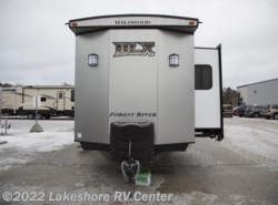 New 2017  Forest River Wildwood DLX 402QBQ by Forest River from Lakeshore RV Center in Muskegon, MI