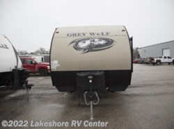 New 2017  Forest River Grey Wolf 26DBH by Forest River from Lakeshore RV Center in Muskegon, MI