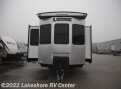 New 2017  Forest River Wildwood Lodge 393FLT by Forest River from Lakeshore RV Center in Muskegon, MI