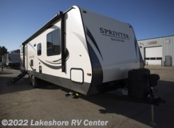 New 2017  Keystone Sprinter Campfire Edition 29BH by Keystone from Lakeshore RV Center in Muskegon, MI