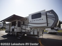 New 2018 Keystone Montana 3730FL available in Muskegon, Michigan