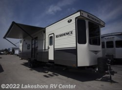 New 2018 Keystone Residence 40KBBH available in Muskegon, Michigan