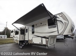 New 2018 Keystone Montana 3790RD available in Muskegon, Michigan