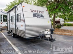 Used 2013  Forest River  Wolfpup 16FB by Forest River from Lazydays in Seffner, FL