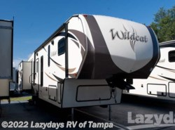 New 2017  Forest River Wildcat 38MBX by Forest River from Lazydays in Seffner, FL
