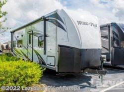 New 2017  Forest River Work and Play TT 25WAB by Forest River from Lazydays in Seffner, FL