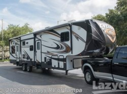 Used 2014  Heartland RV Cyclone 3110 by Heartland RV from Lazydays in Seffner, FL