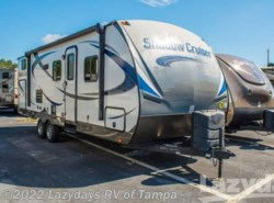 Used 2015 Cruiser RV Shadow Cruiser 260BHS available in Seffner, Florida