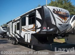 New 2017  Heartland RV Cyclone 3600 by Heartland RV from Lazydays in Seffner, FL