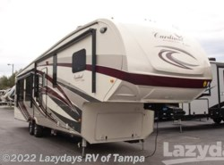 New 2017  Forest River Cardinal 3456RL by Forest River from Lazydays in Seffner, FL