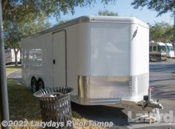 New 2017  Featherlite  Enclosed Car Trailer 4926 by Featherlite from Lazydays in Seffner, FL