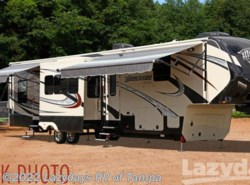 Used 2015  Grand Design Momentum 328 by Grand Design from Lazydays in Seffner, FL