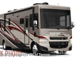 Used 2015 Tiffin Allegro 34TGA available in Seffner, Florida