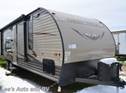 New 2016  Forest River Cherokee Grey Wolf 26RR by Forest River from Lee's Auto and RV Ranch in Ellington, CT