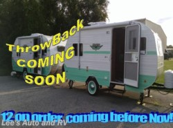 New 2017  Riverside RV  The Throwback 176S by Riverside RV from Lee's Auto and RV Ranch in Ellington, CT