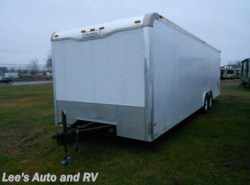 Used 2007  Haulmark Race Trailer RT85X28WT3 by Haulmark from Lee's Auto and RV Ranch in Ellington, CT