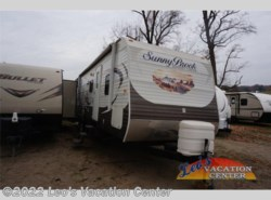 Used 2012  SunnyBrook Sunset Creek 340 BHDS by SunnyBrook from Leo's Vacation Center in Gambrills, MD