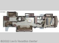 New 2017  Highland Ridge  Open Range Roamer RF374BHS by Highland Ridge from Leo's Vacation Center in Gambrills, MD