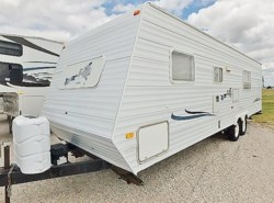 Used 2002  Jayco Jay Flight 29BH by Jayco from McClain's Longhorn RV in Sanger, TX