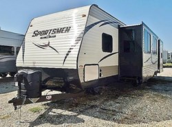 New 2017  K-Z Sportsmen 331BHK by K-Z from McClain's Longhorn RV in Sanger, TX