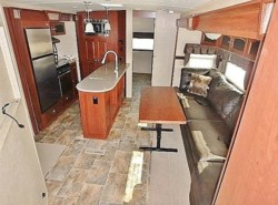 Used 2016  Forest River Rockwood 8327SS by Forest River from McClain's Longhorn RV in Sanger, TX