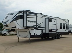 New 2017  Grand Design Momentum 398M by Grand Design from McClain's RV Fort Worth in Fort Worth, TX