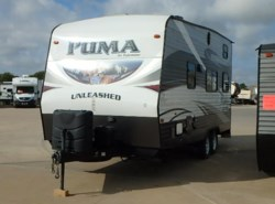Used 2015  Palomino Puma 21TFU by Palomino from McClain's RV Fort Worth in Fort Worth, TX