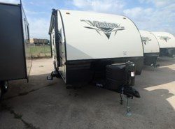 New 2016  K-Z Vision 20RBS-MB by K-Z from McClain's RV Oklahoma City in Oklahoma City, OK