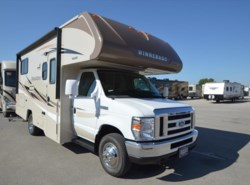 New 2017  Winnebago Minnie Winnie WF322R by Winnebago from McClain's RV Oklahoma City in Oklahoma City, OK