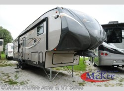 Used 2015  Coachmen Chaparral Signature Series 327 RLKS by Coachmen from McKee Auto & RV Sales in Perry, IA