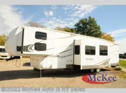Used 2009 Forest River Sandpiper 345QB available in Perry, Iowa