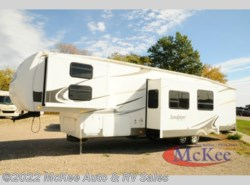 Used 2009  Forest River Sandpiper 345QB by Forest River from McKee Auto & RV Sales in Perry, IA