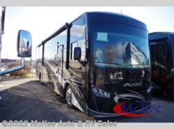 New 2017  Thor Motor Coach Palazzo 36.1 by Thor Motor Coach from McKee Auto & RV Sales in Perry, IA