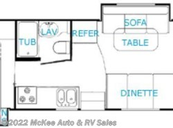 New 2004  R-Vision  Trail Lite 281 by R-Vision from McKee Auto & RV Sales in Perry, IA