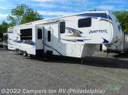 Used 2011  Keystone Raptor rbg400