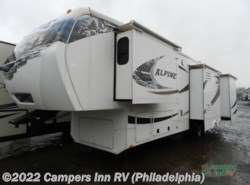 Used 2011  Keystone Alpine 3450RL by Keystone from Campers Inn RV in Hatfield, PA