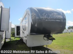 New 2015  Forest River Wildcat 327CK by Forest River from Mekkelsen RV Sales & Rentals in East Montpelier, VT