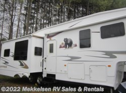 Used 2008  Forest River Cedar Creek Silverback 30 RLS