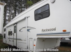 Used 2004  Rockwood  8281SS by Rockwood from Mekkelsen RV Sales & Rentals in East Montpelier, VT