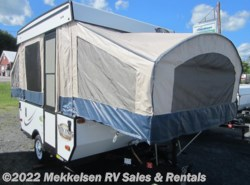 Used 2017  Viking Epic 1706LS by Viking from Mekkelsen RV Sales & Rentals in East Montpelier, VT