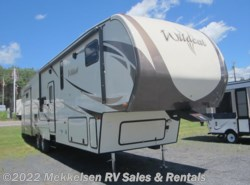 New 2017  Forest River Wildcat 363RB by Forest River from Mekkelsen RV Sales & Rentals in East Montpelier, VT