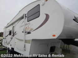 Used 2007  Coachmen Chaparral 269BHS by Coachmen from Mekkelsen RV Sales & Rentals in East Montpelier, VT