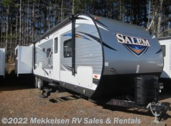 New 2016  Forest River Salem T31KQBTS by Forest River from Mekkelsen RV Sales & Rentals in East Montpelier, VT