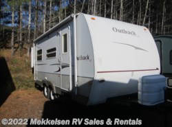 Used 2008  Keystone Outback 21RS by Keystone from Mekkelsen RV Sales & Rentals in East Montpelier, VT