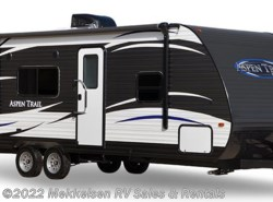 New 2018 Dutchmen Aspen Trail 1700BH available in East Montpelier, Vermont
