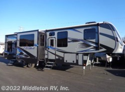 New 2016  Keystone Fuzion 371 by Keystone from Middleton RV, Inc. in Festus, MO